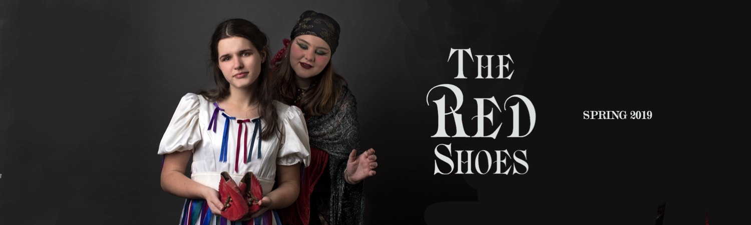 The Red Shoes by Playtime Productions