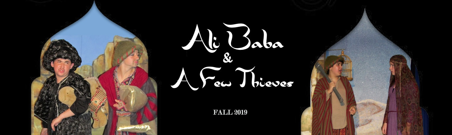 Ali Baba & A Few Thieves Fall 2019