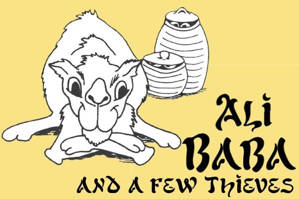 Ali Baba & A Few Thieves
